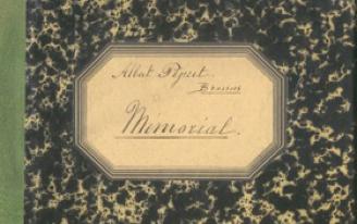 Le mémorial d'Albert Piguet